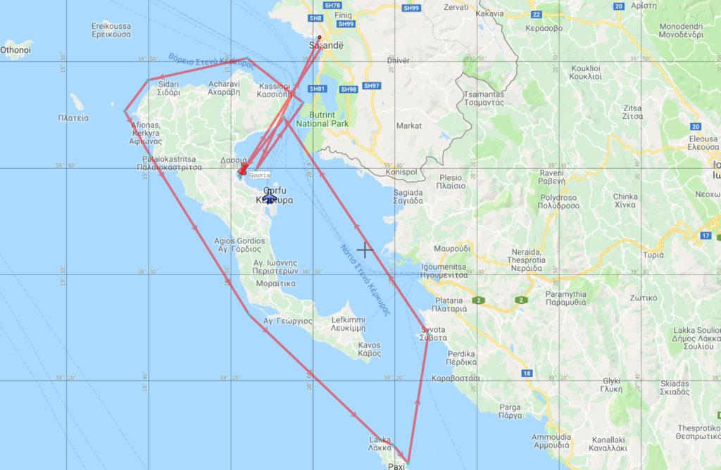 Luxury crewed yacht charter greece